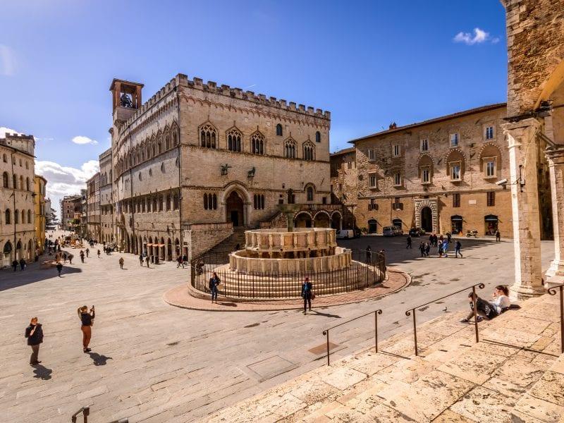 Perugia: 13 km